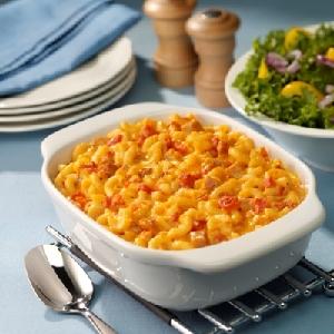 Creamy Mac & Cheese with Ham Dinner, June 20th, 4-7pm