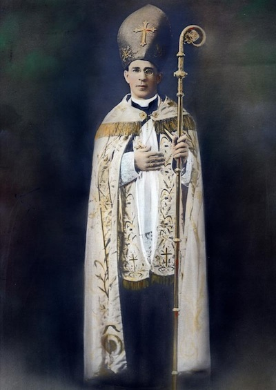 Bishop Francis Bonczak