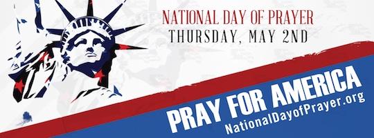 National Day of Prayer 2013