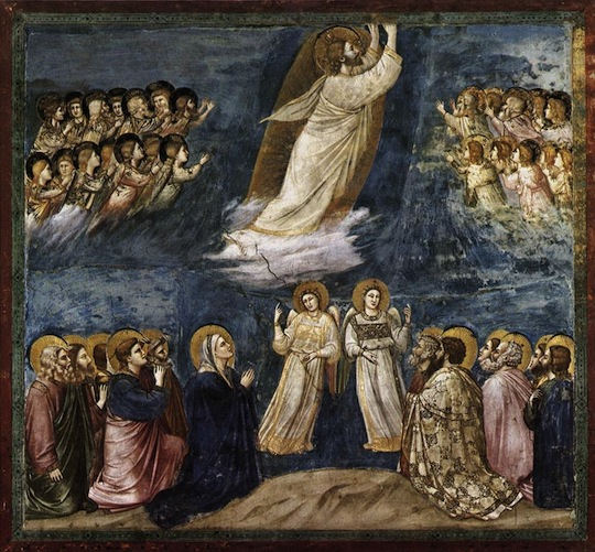 GIOTTO_Ascension