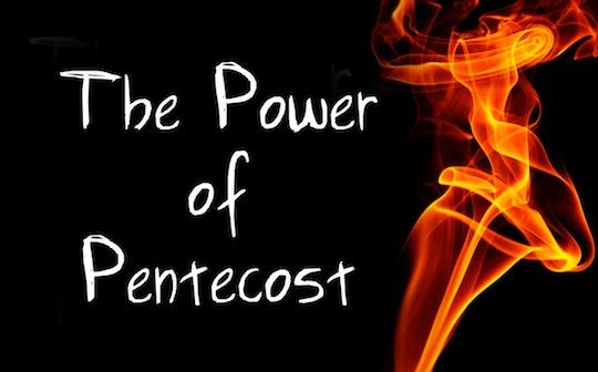Pentecost 2013