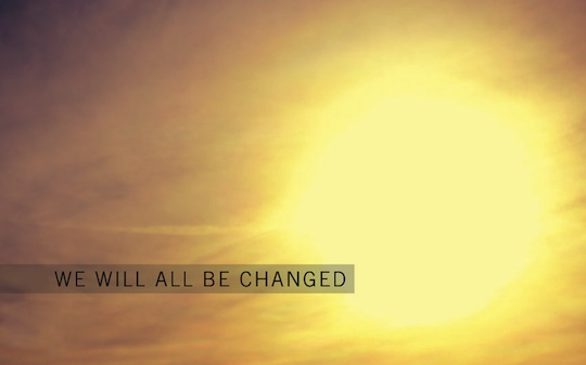 WeWillBeChanged