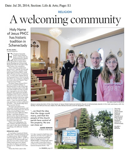 A Welcoming Community - Daily Gazette1