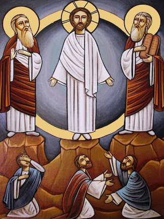 Transfiguration Icon